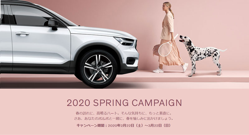 2020 SPRING CAMPAIGN